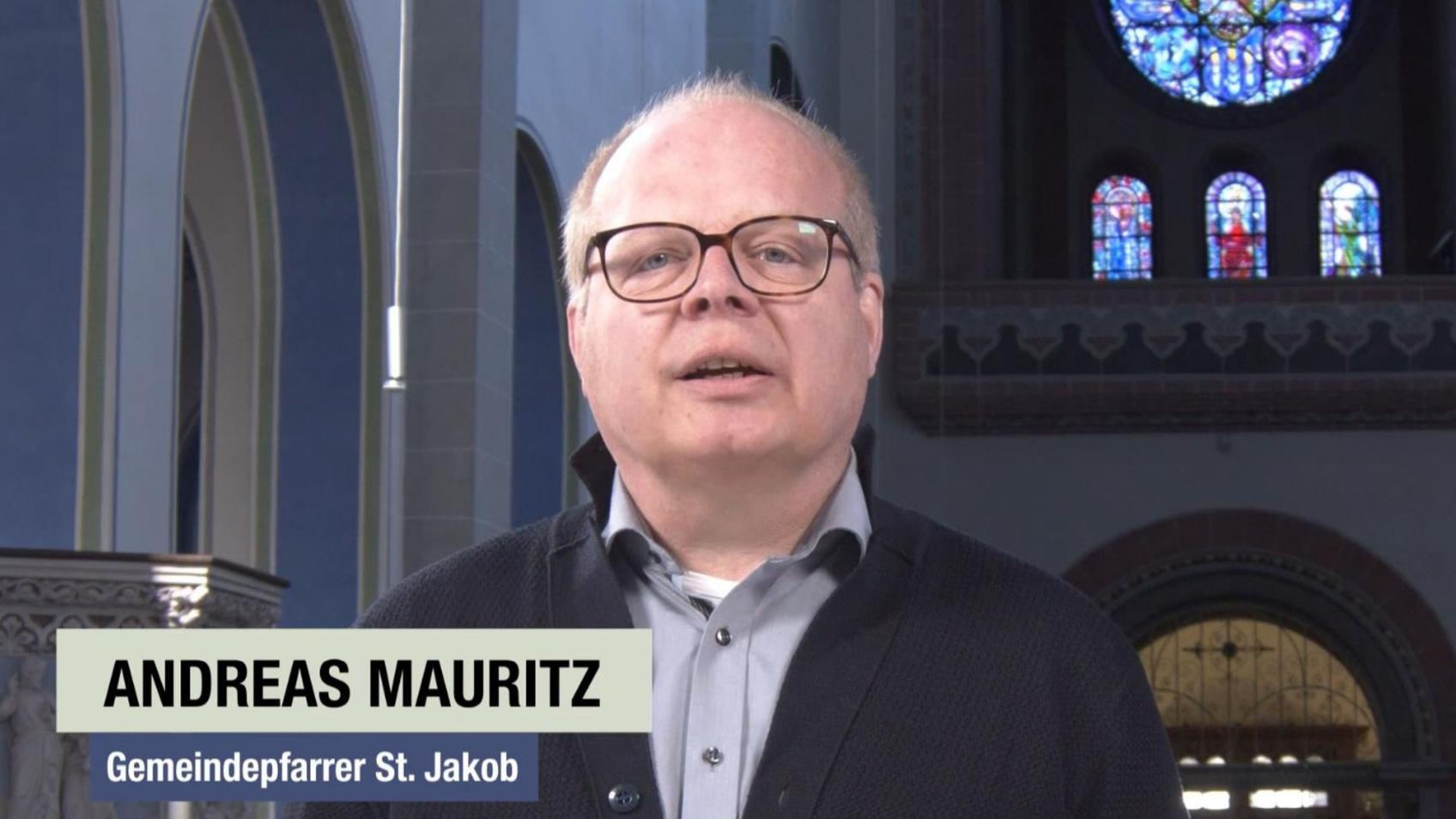 Pfr. Andreas Mauritz (c) Video